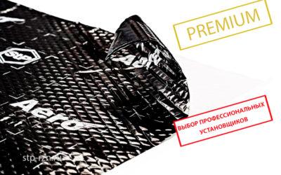 StP Aero Plus — вибропоглощающий материал