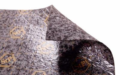 StP Black Ton 4 — противоскрипный материал