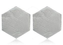Акустическая линза Cristal Sound (комплект на 2 двери)