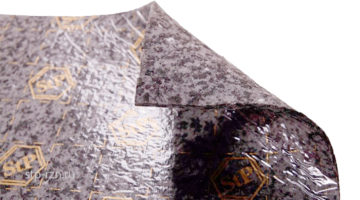 StP Black Ton 8 – звукопоглощающий материал