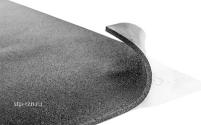 StP Бипласт 10 К – звукопоглощающий материал