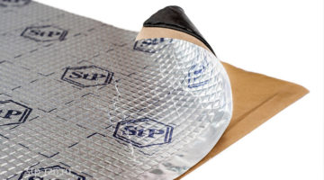 StP Bimast Super – вибропоглощающий материал